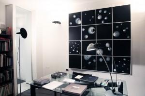 interno di Carta Bianca con Astronomy