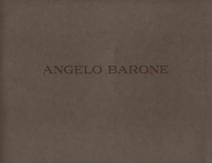 Angelo Barone, Edizioni Publinews, Catania, 2013
