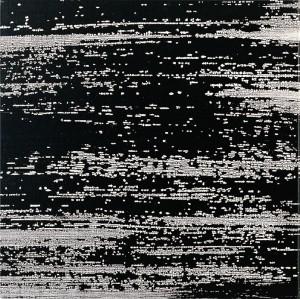 Black screen, acrilico su tela, cm 70 x 70, 2006
