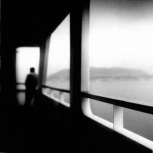 Stretto di Messina, 1992, cm50 x 50