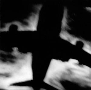 Aeroplano (ultimo volo), 2001, cm 50 x 50
