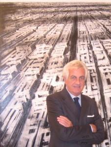 Francesco Rovella con alle spalle un Target di Guaitamacchi