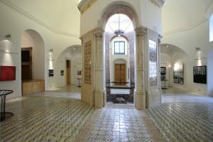 Mostra di Enzo Rovella al Monastero dei Benedettini di Catania