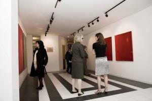 Uno scorcio della mostra di Angelo Barone (05/09)