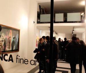 Inaugurazione della mostra di Andy Warhol (12/2011)