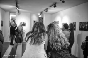 mostra fotografica di Pino Ninfa con Jazz dal vivo