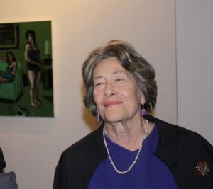 Anna Maria Ruta, curatrice della mostra di Bazan (12/09)