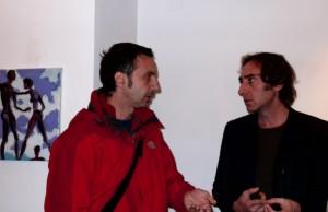 Andrea Sorrentino e Alessandro Bazan (12/09)